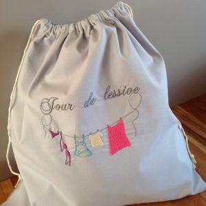 sac de lessive