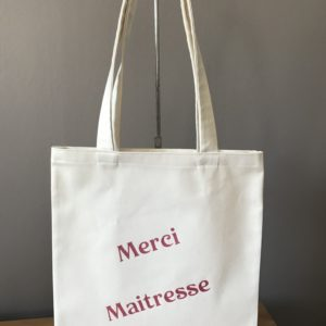 tot bag maitresse support