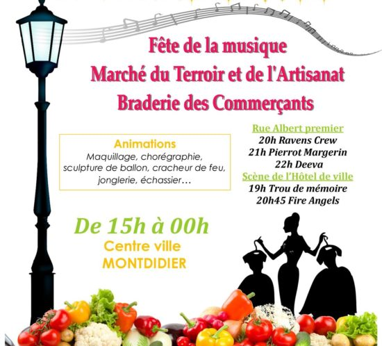 Marché Montdidier