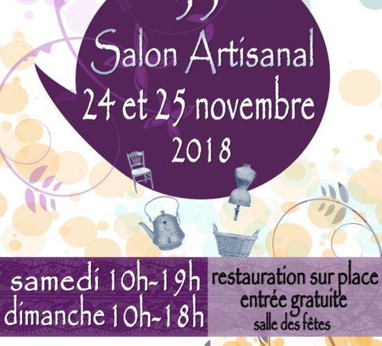 Affiche salon Verneuil en Halatte