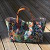 zanzibar grand sac toile