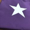 tot bag violet