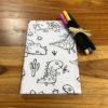 petit cahier coloriage dinosaures
