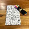 petit cahier coloriage princesse